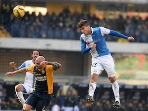 Chievo edge out Verona in derby