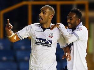Bolton continue resurgence at Millwall