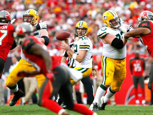 Result: Nelson ensures Packers playoff spot