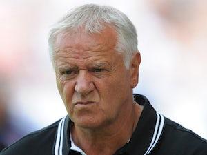 Jeffries resigns as Dunfermline boss