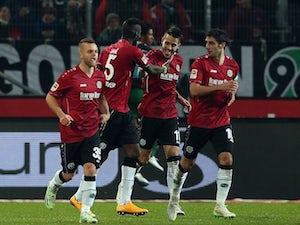 Hannover sneak past Hessen Kassel