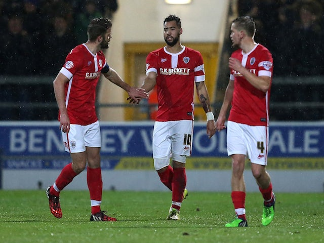 Result: Hemmings goal sees Barnsley beat Oldham
