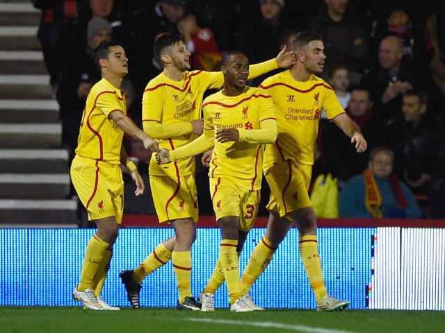 Result: Liverpool see off Bournemouth
