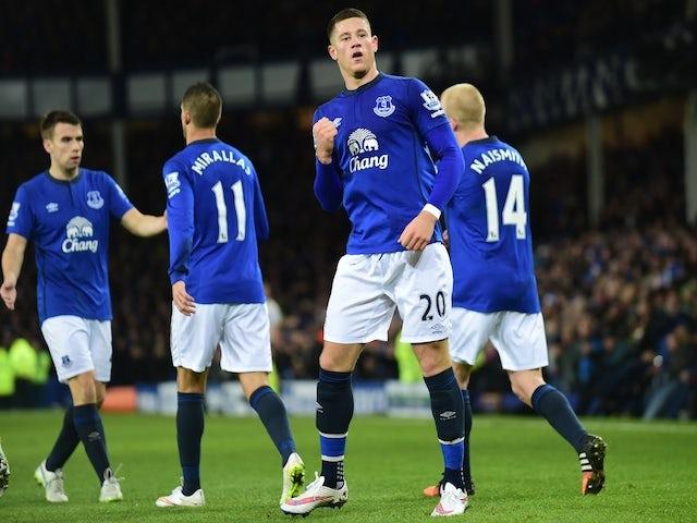 Result: Everton into top half with QPR win