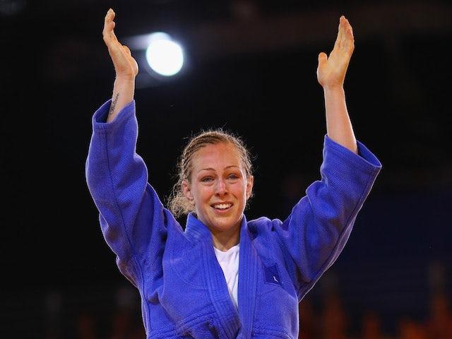 Result: Judoka Conway wins bronze for Team GB