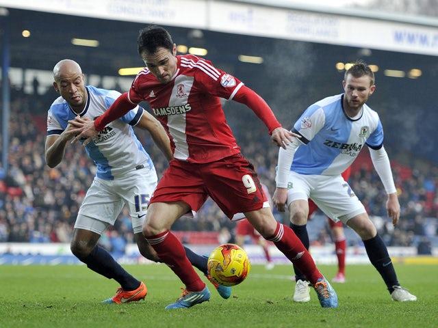 Result: Blackburn, Boro play out goalless draw