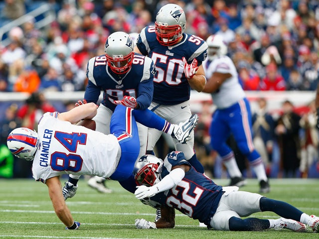 Result: Bills end season with win over Patriots