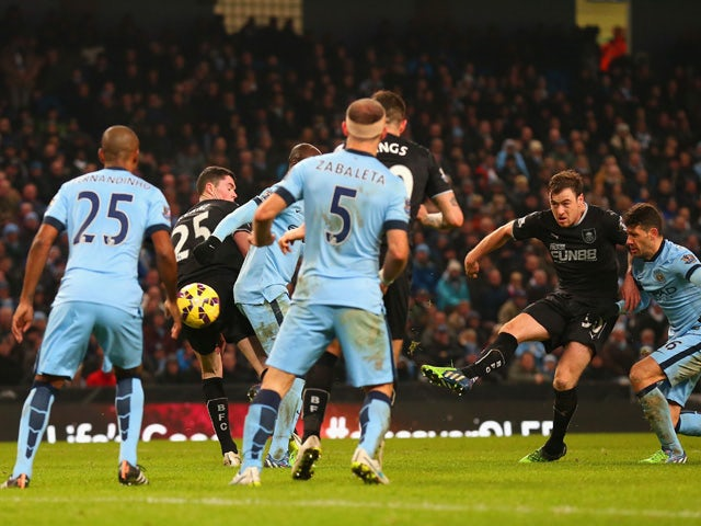 Result: Barnes rescues point for Burnley