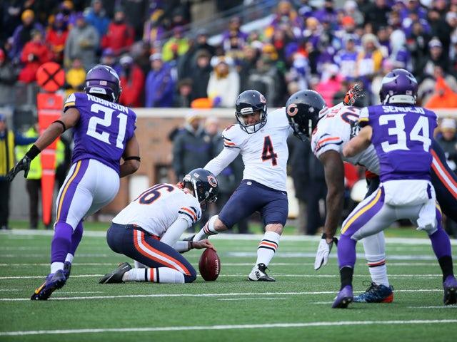 Result: Vikings edge out Bears