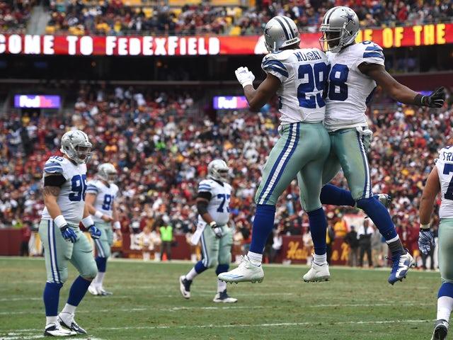 Result: Cowboys end season on a high