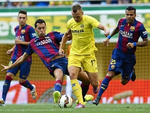Team News: Widespread changes for Barca, Villarreal