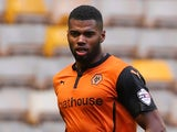 Ethan Ebanks-Landell in action for Wolves on August 12, 2014