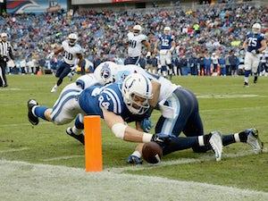 Colts ease past Titans