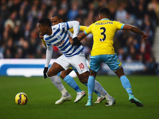 Result: QPR, Palace in stalemate