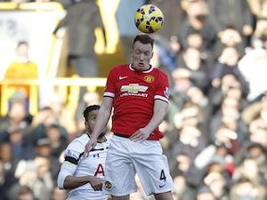 Van Gaal undecided on Man United back four