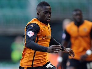 Nouha Dicko fires Wolves into lead