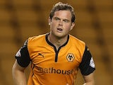 Richard Stearman in action for Wolves on August 12, 2014