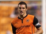 Sam Ricketts in action for Wolves on August 12, 2014