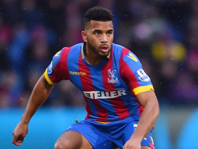 Adrian Mariappa in action for Crystal Palace on December 26, 2014