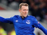 Aiden McGeady in action for Everton on October 23, 2014