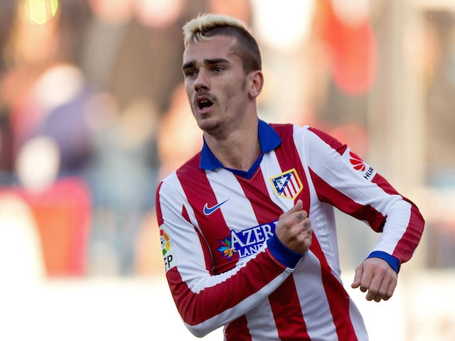 Result: Atletico battle to opening-day victory