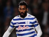 Armand Traore in action for QPR on November 29, 2014
