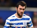 Charlie Austin in action for QPR on December 20, 2014