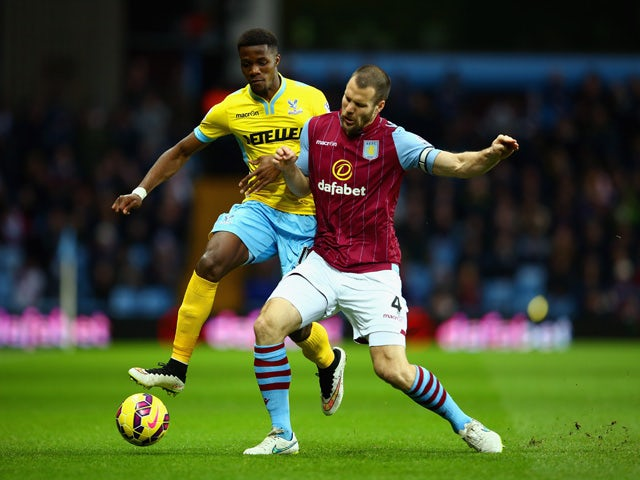 Result: Villa, Palace draw blanks