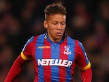 Dwight Gayle in action for Crystal Palace on December 2, 2014