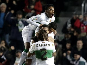 Report: Only 10 players commit to Elche