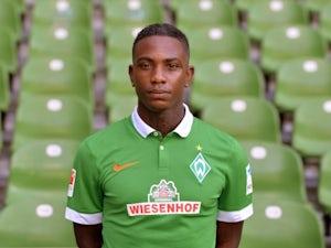 Eljero Elia in the Werder Bremen photocall in September 2014