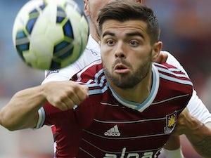 Hammers striker joins Blackpool on loan