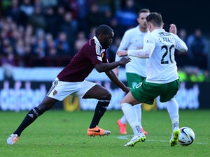 Hearts, Hibs share points in Edinburgh derby