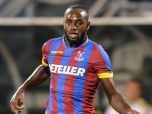 Hiram Boateng in action for Crystal Palace on July 23, 2014