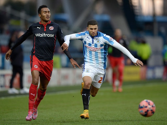 Result: Nick Blackman wins it for Reading