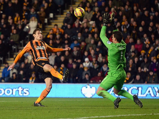 Result: Hull condemn Everton to more misery