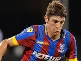Jake Gray in action for Crystal Palace on July 23, 2014