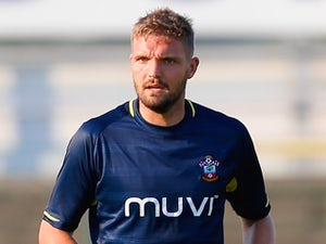 Jos Hooiveld in action for Southampton on July 17, 2014