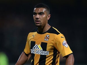 Kwesi Appiah in action for Cambridge on November 14, 2014