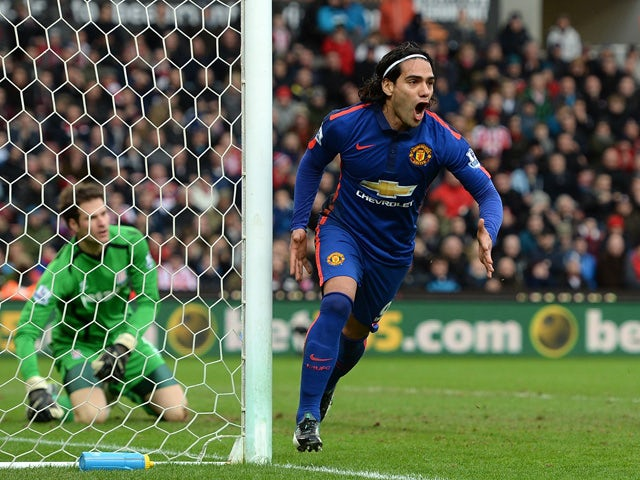 Result: Man Utd come from behind to draw with Stoke