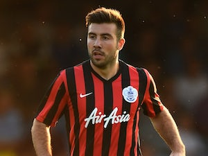 Michael Doughty in action for QPR on July 30, 2014