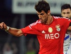 Nelson Oliveira in action for Benfica on July 23, 2014