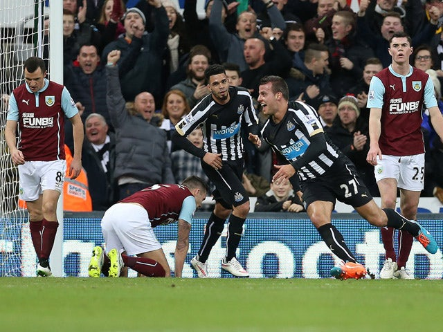Result: Newcastle, Burnley play out thrilling draw