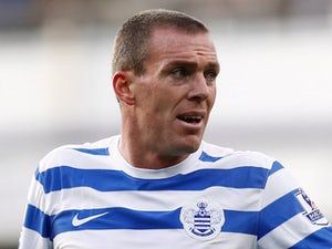 Richard Dunne in action for QPR on December 6, 2014