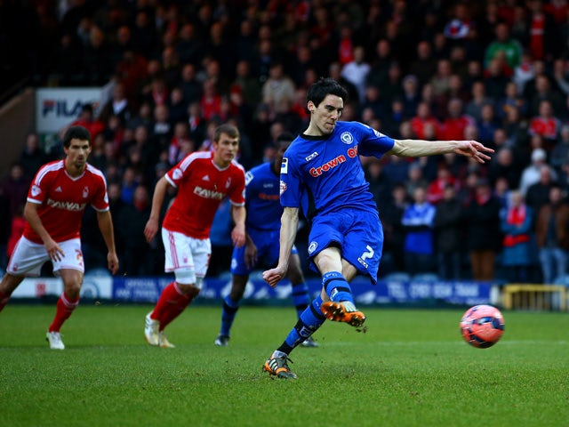 Result: Rochdale send Forest out of FA Cup