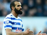 Sandro in action for QPR on November 22, 2014