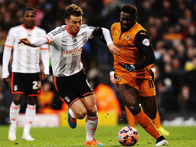 Result: Fulham, Wolves settle for replay