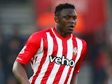 Victor Wanyama in action for Southampton on January 1, 2015