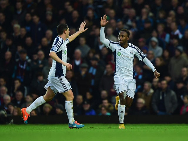 Result: Berahino equaliser secures draw for West Brom