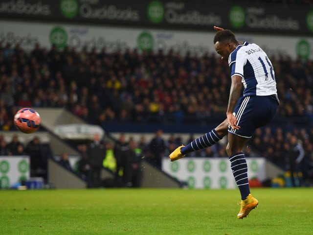 Result: West Brom hit seven past Gateshead